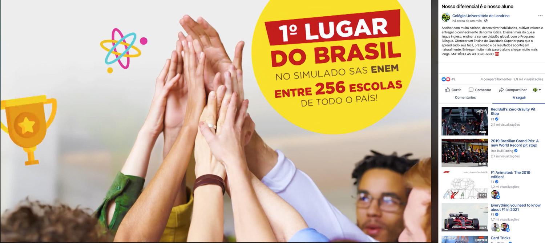 Você consegue Campanhas de Facebook com o Marketing Digital, vamos oxigenar sua empresa/negócio nas mídias sociais em Londrina ou Paraná.